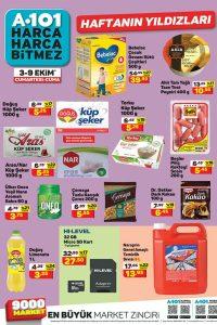A101 3 Ekim 2020 Aktüel Ürünler Katalogu