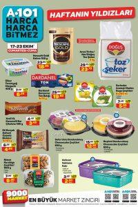 A101 17 Ekim 2020 Aktüel Ürünler Katalogu