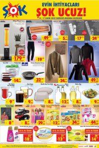ŞOK 14 Kasım 2020 Aktüel Ürünler Katalogu