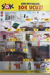 ŞOK 1 Ocak 2021 Aktüel Ürünler Kataloğu