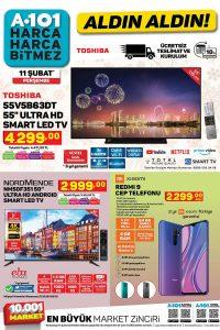 A101 11 Şubat 2021 Aktüel Ürünler Kataloğu
