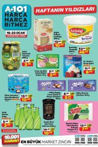 A101 16 Ocak 2021 Aktüel Ürünler Katalogu