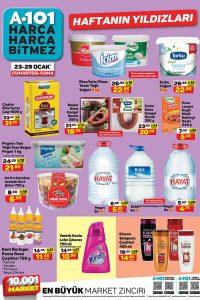 A101 23 Ocak 2021 Aktüel Ürünler Katalogu
