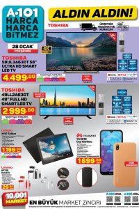 A101 28 Ocak 2021 Aktüel Ürünler Kataloğu