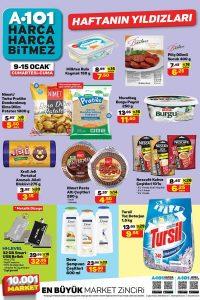 A101 9 Ocak 2021 Aktüel Ürünler Katalogu