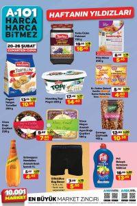 A101 20 Şubat 2021 Aktüel Ürünler Katalogu
