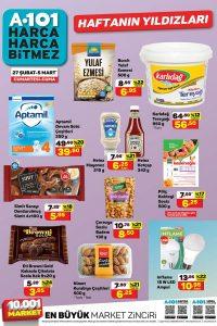 A101 27 Şubat 2021 Aktüel Ürünler Katalogu