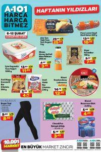 A101 6 Şubat 2021 Aktüel Ürünler Katalogu