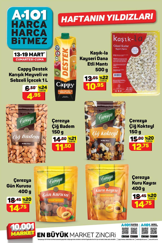 A101 13 Mart 2021 Aktüel Ürünler Kataloğu 4.Sayfası