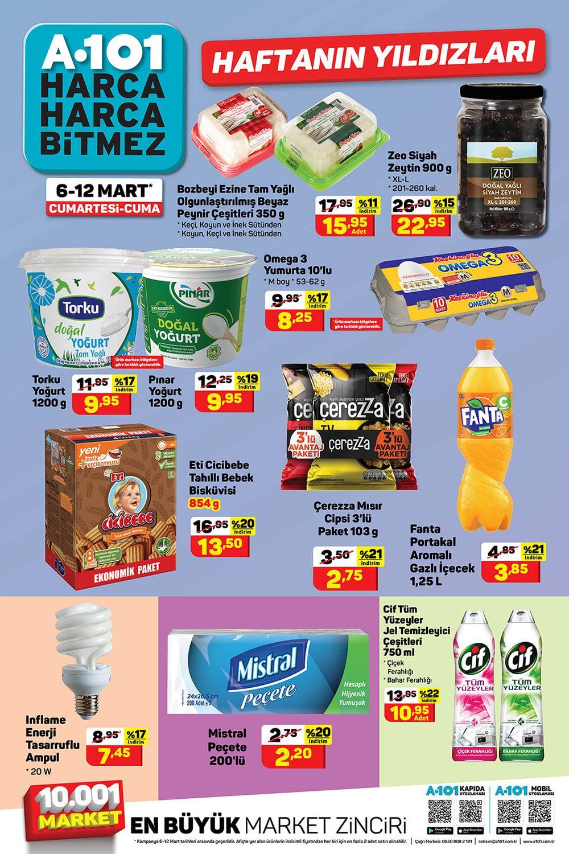 A101 6 Mart 2021 Aktüel Ürünler Kataloğu Görseli