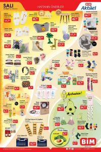 BİM 16 Mart 2021 Aktüel Ürünler Katalogu