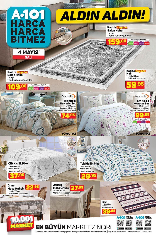 A101 4 Mayıs 2021 AKTÜEL ÜRÜNLER KATALOĞU 7. Sayfa