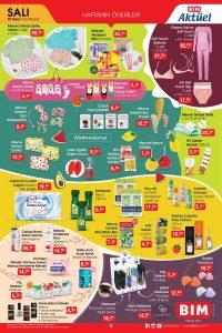 BİM 20 Nisan 2021 Aktüel Ürünler Katalogu