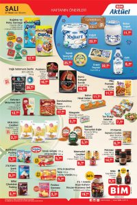BİM 27 Nisan 2021 Aktüel Ürünler Katalogu